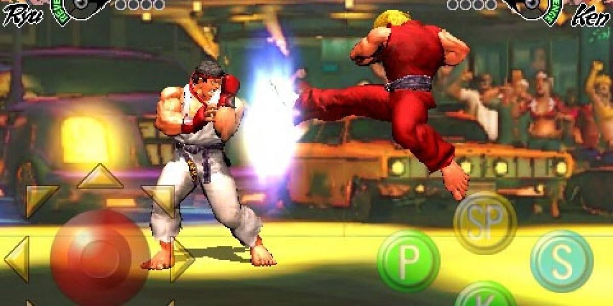 Street Fighter IV y Final Fantasy I y II para iPhone tienen fecha de lanzamiento