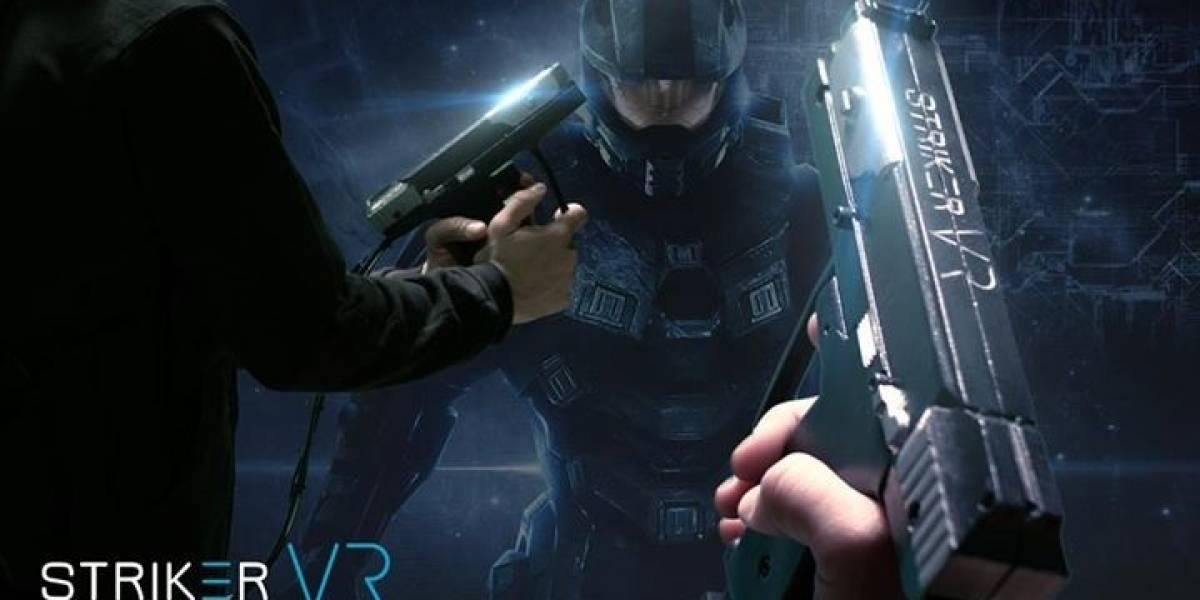 Striker Virtual Recoil traerá el máximo realismo a los juegos de disparo
