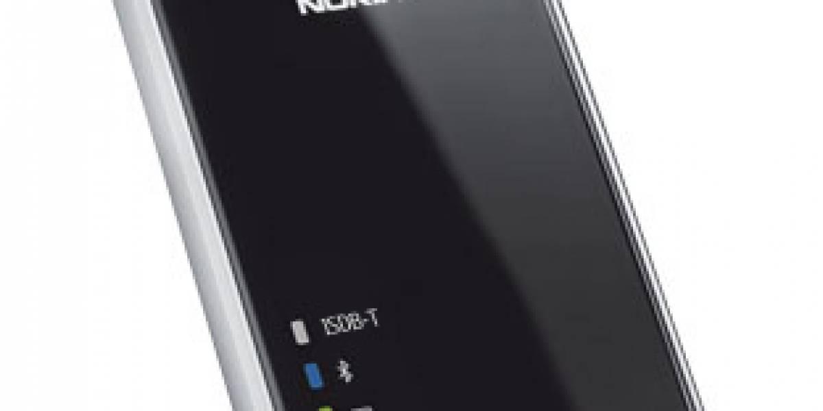 Nokia anunció un sintonizador de televisión digital externo para móviles