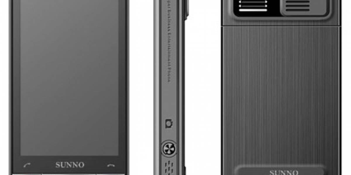Sunno S880: Promete tener dual-boot con WinMo y Android