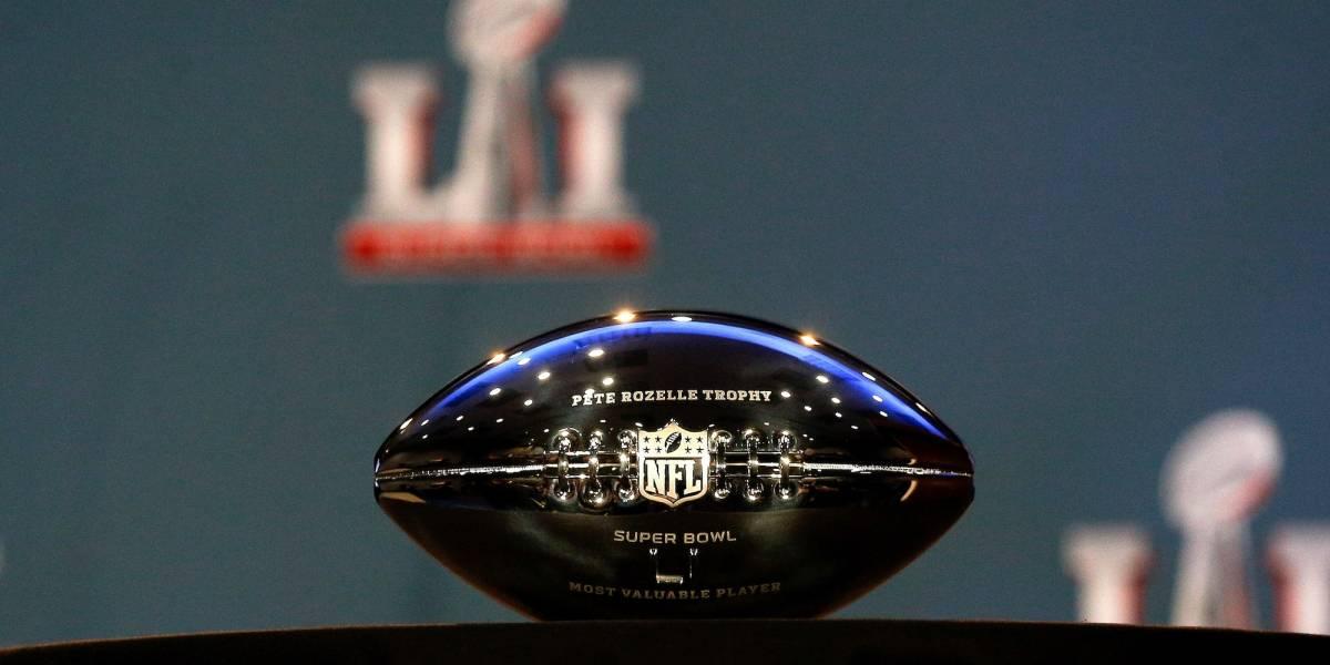 Casi 100 mil pesos por un boleto para el Super Bowl LII