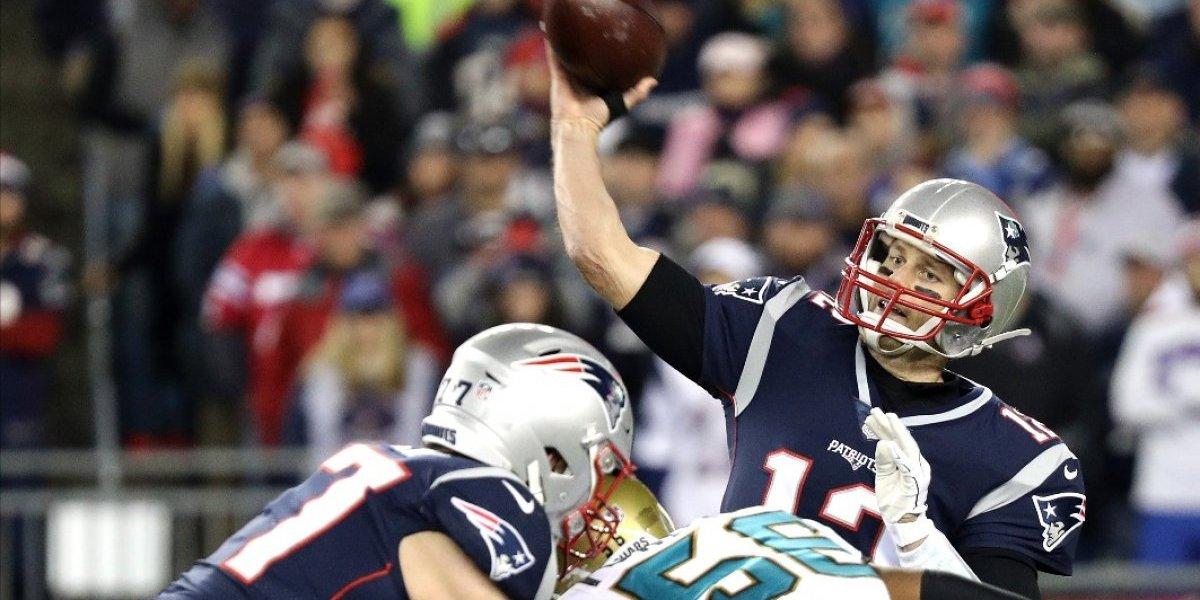 Tom Brady busca escribir una nueva historia con losNew England Patriots