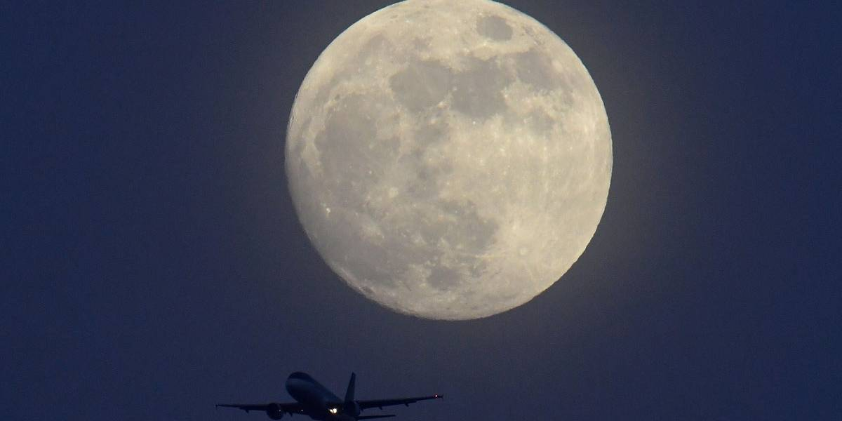 Superlua iluminará céu nas Américas do Sul e Norte