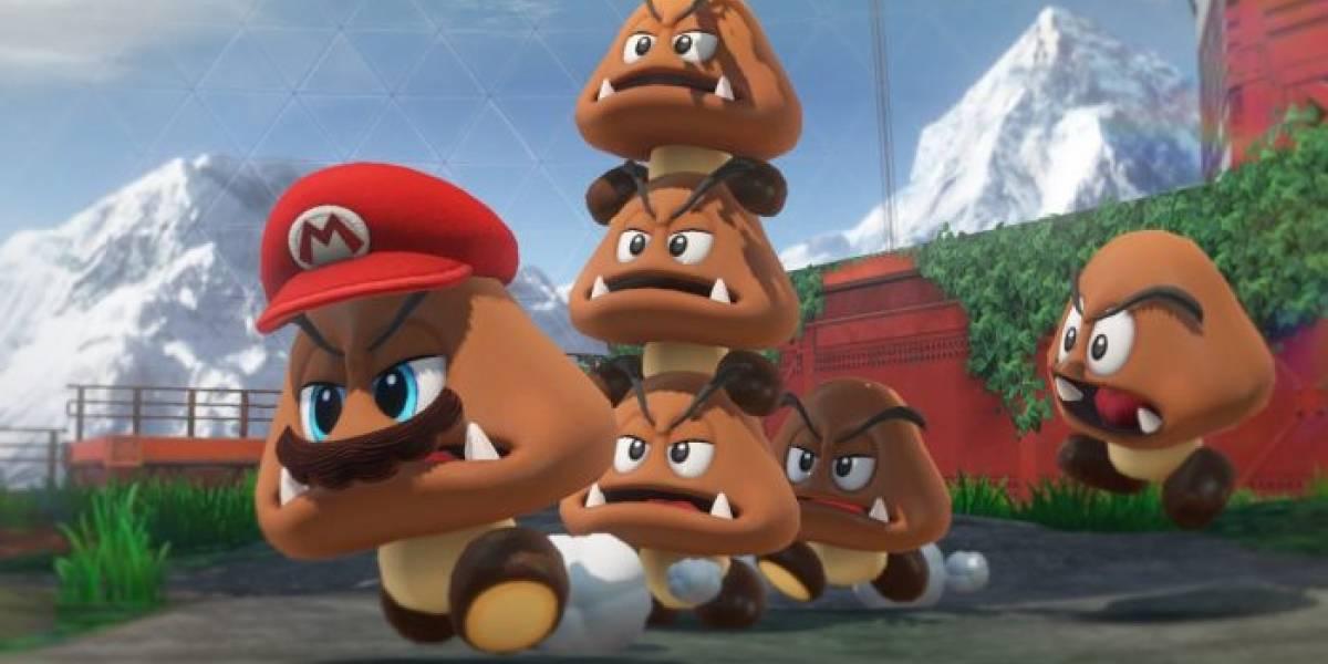 Super Mario Odyssey vendió 2 millones de unidades en sus primeros 3 días