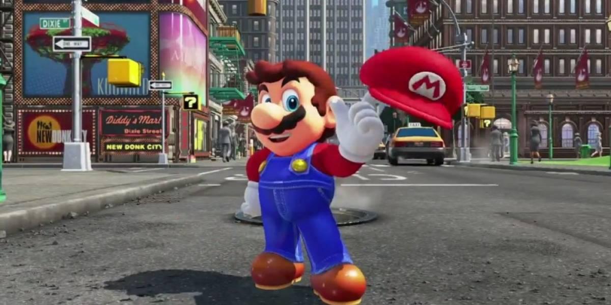 Mario Odyssey es el mejor juego del E3 2017 en los Game Critics Awards