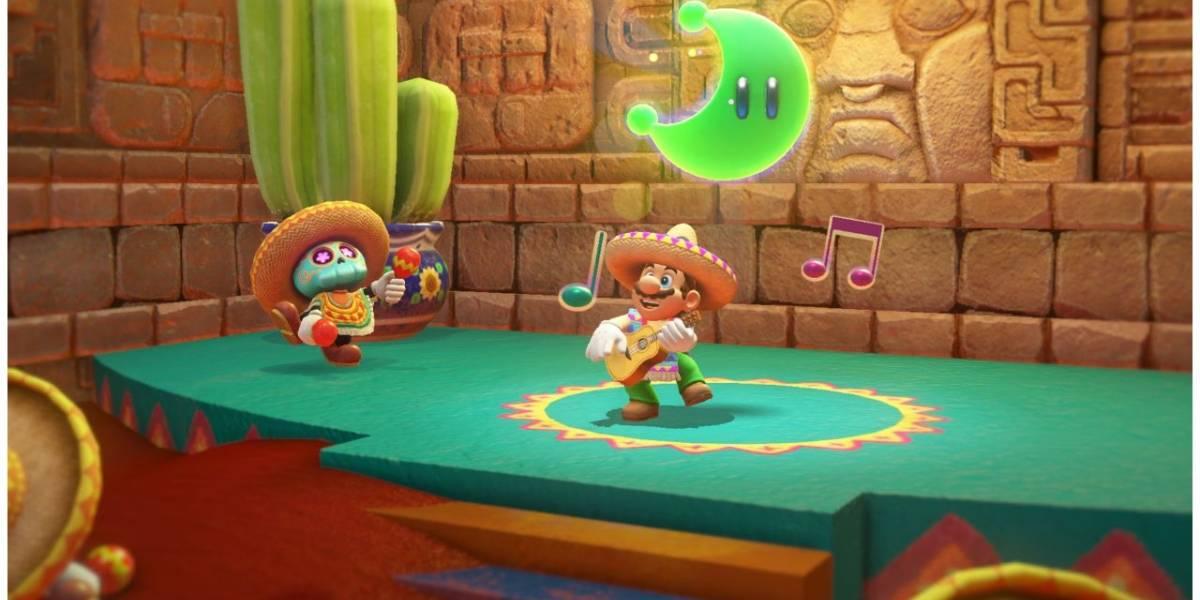Por fin probamos Super Mario Odyssey y nos gustó mucho #E32017