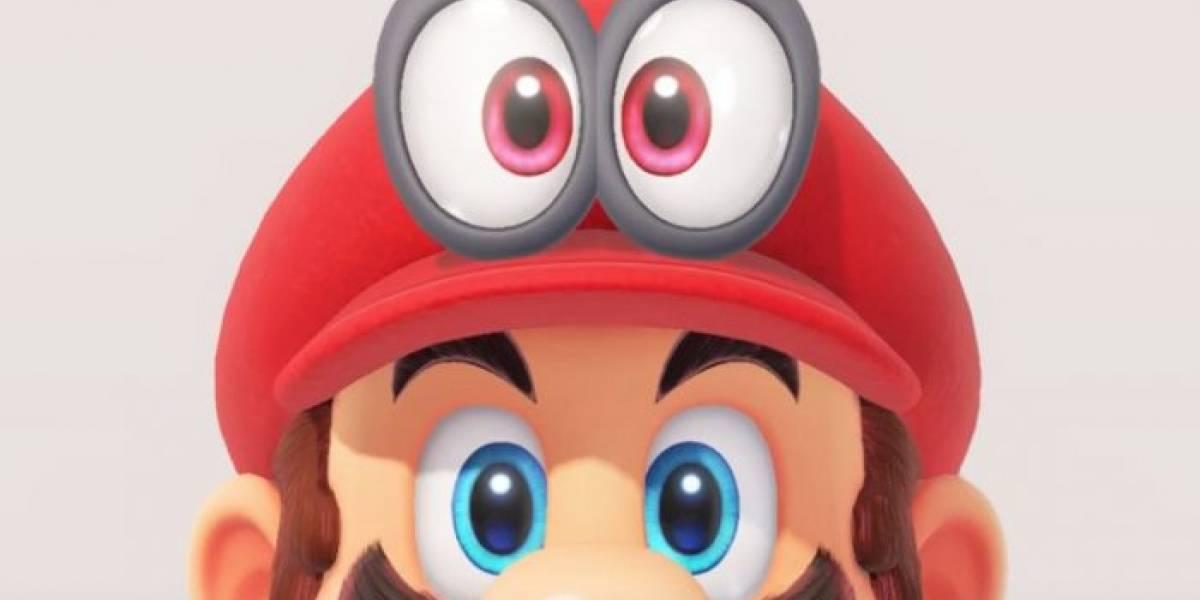 Ya pueden pre-cargar Super Mario Odyssey en Switch