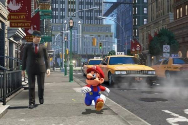 famosa marca de diseñador nuevo diseño obtener online Super Mario Odyssey es el primer juego de la serie ...