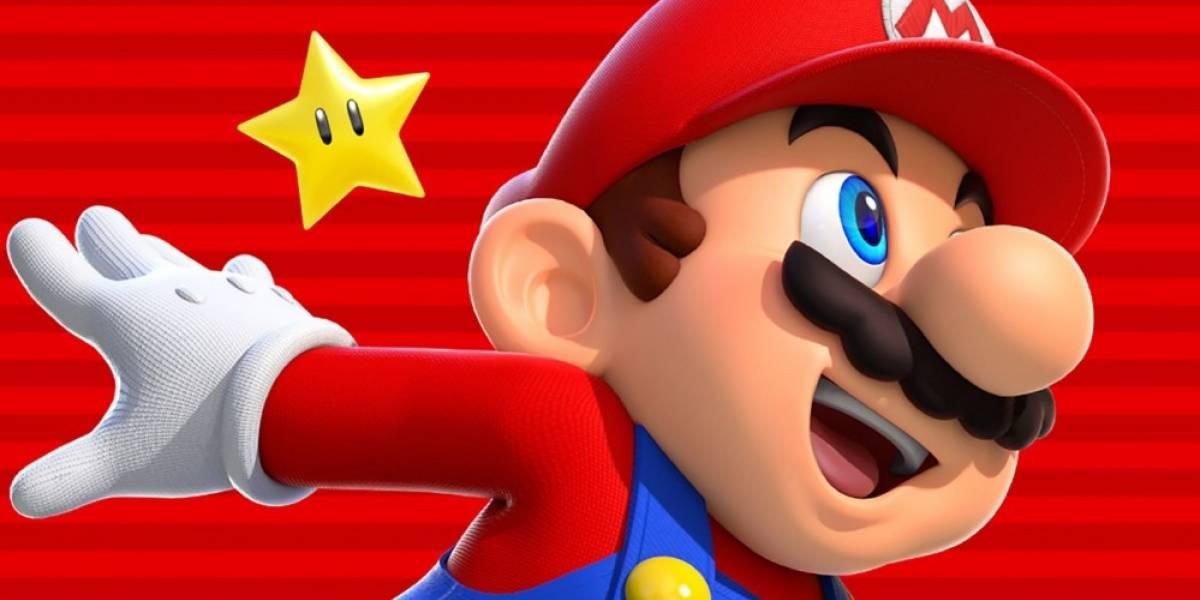 Super Mario Run alcanza 200 millones de descargas