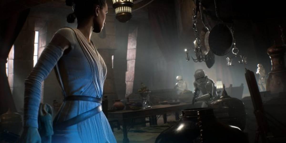 Filtran lista de 16 héroes de Star Wars: Battlefront II