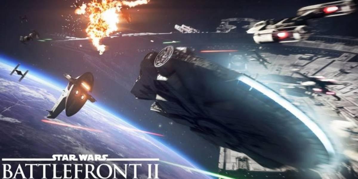 Esto necesita tu PC para correr la Beta de Star Wars Battlefront II
