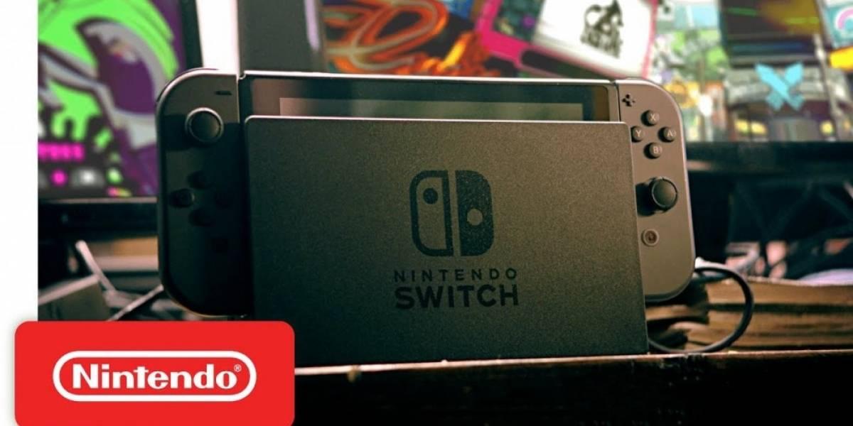 Nintendo lanza tráiler que presume sus títulos exclusivos