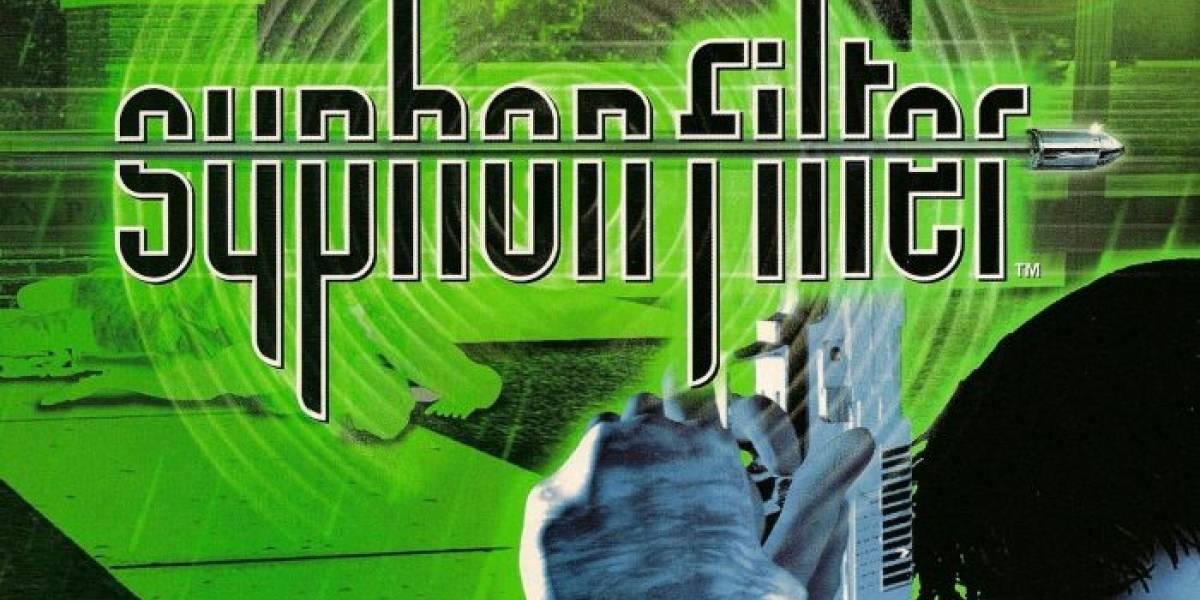 Sony registra la marca Syphon Filter