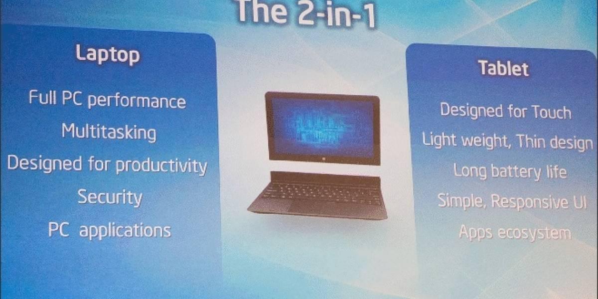 OEMs y ODMs se muestran prudentes con las tablet híbridas de Intel
