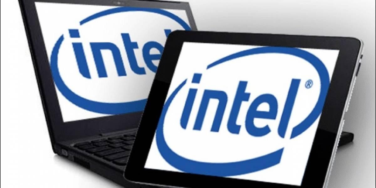"""Intel: Las tablets no-convertibles mayores a 9"""" desaparecerán del mercado"""