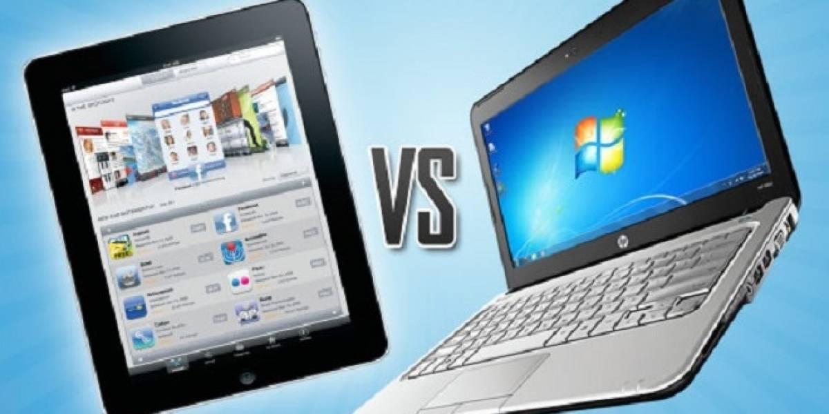 Tablets vs PCs: El fino sentido del humor de Intel
