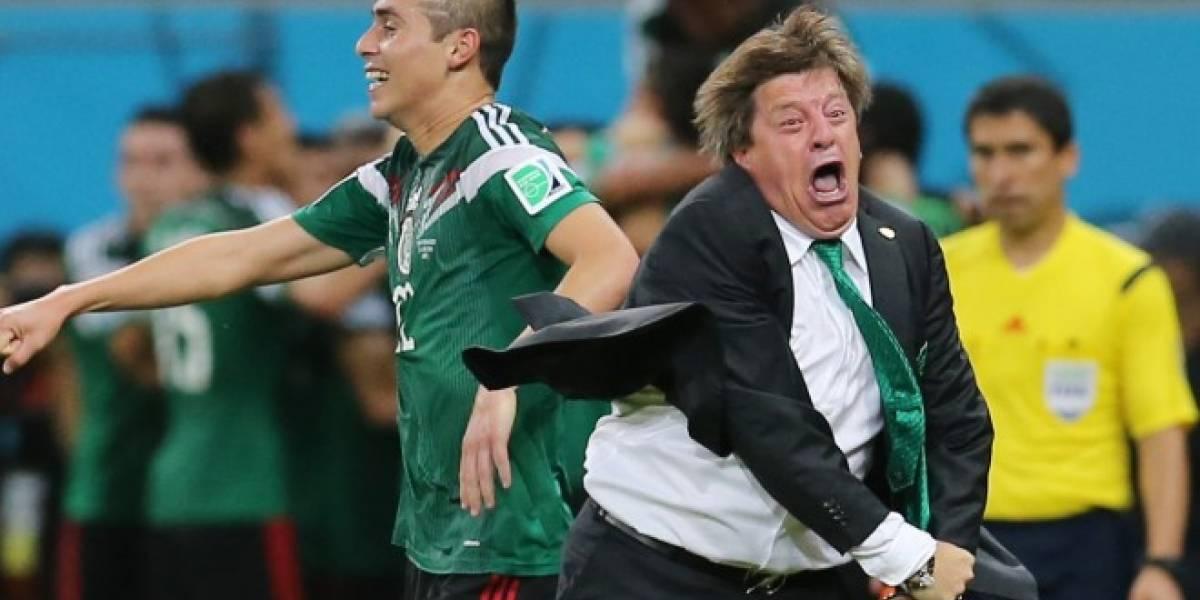 Técnico y futbolistas de la selección de México serían castigados por tuits partidistas