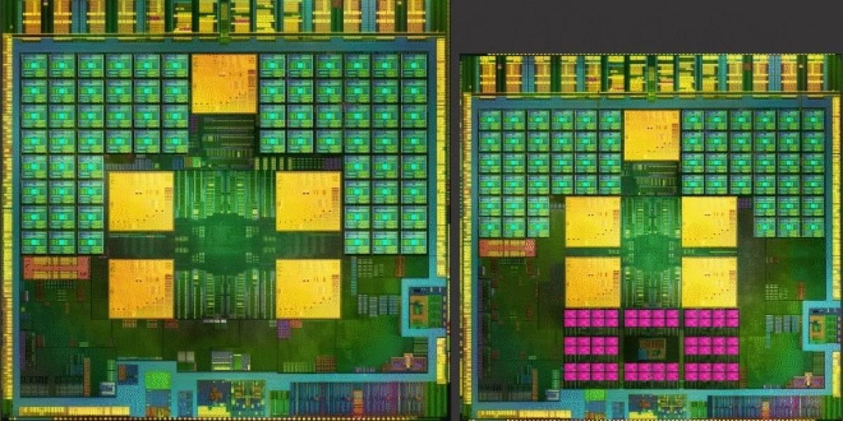 NVIDIA revela el TDP de sus SOC Tegra 4 y Tegra 4i