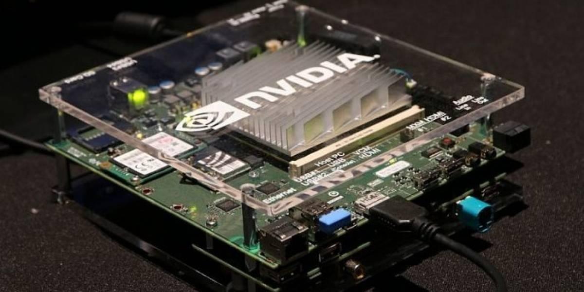 "Primeros benchmarks gráficos del SoC NVIDIA Tegra K1 ""Logan"""