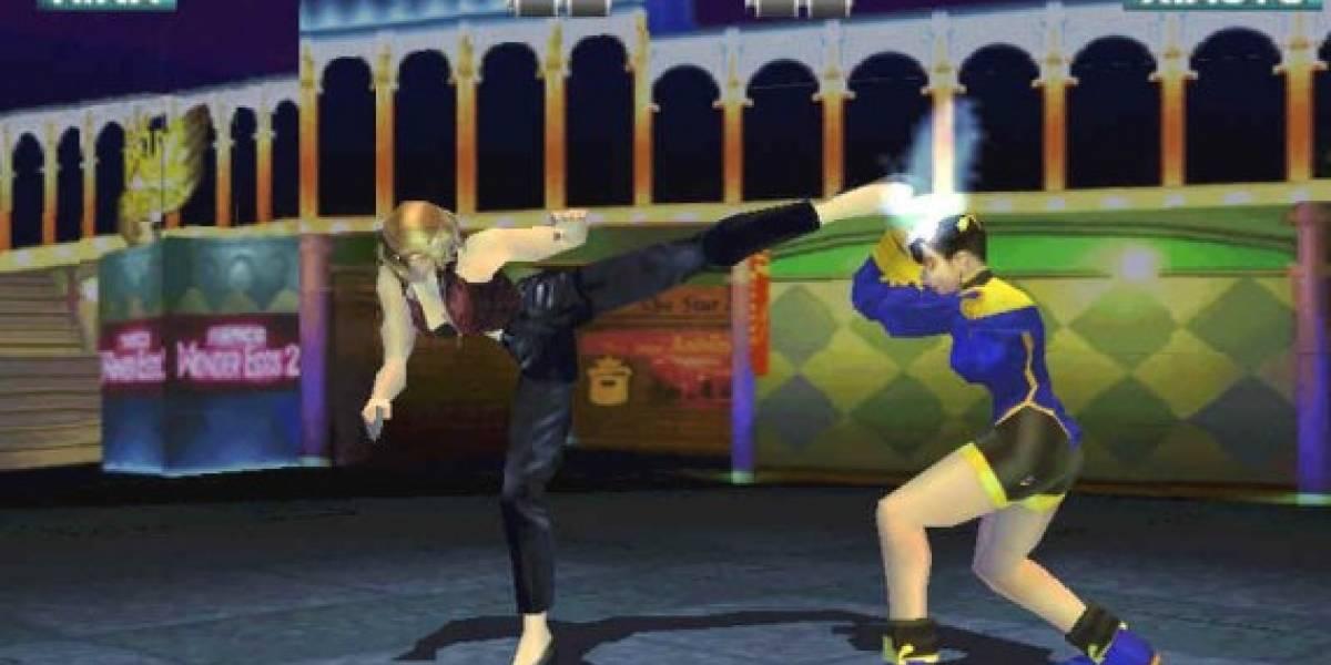 Tekken 3 en un HTC HD2