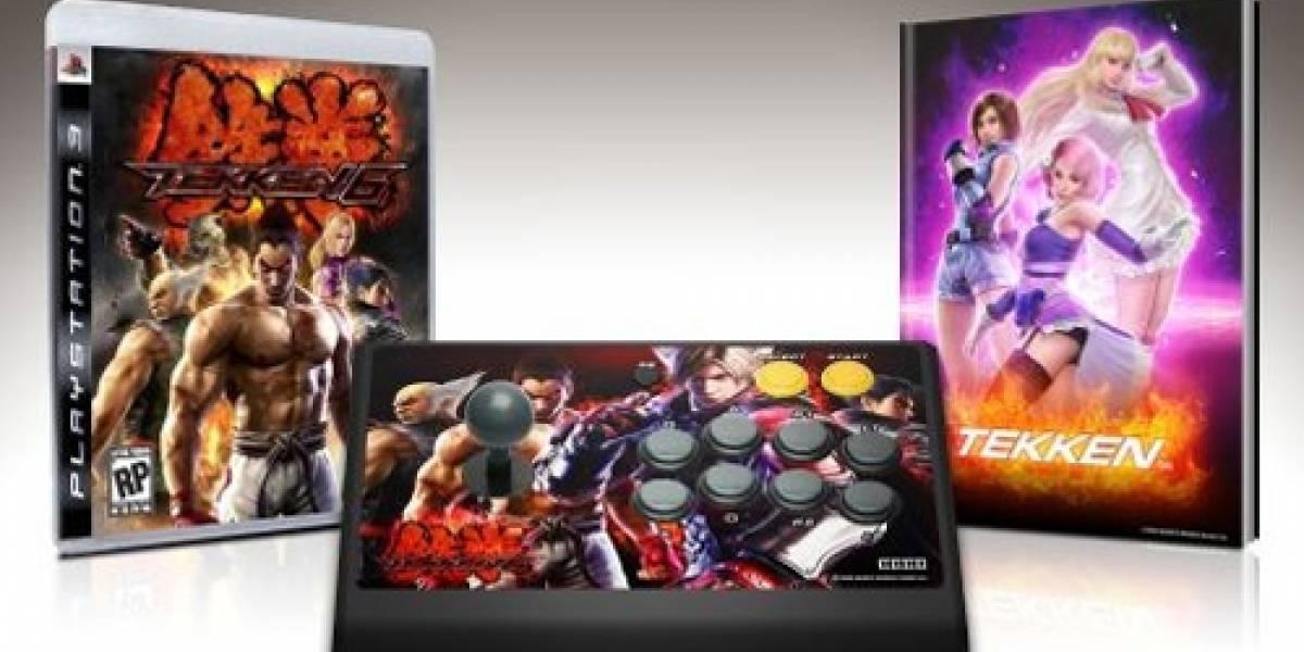 Tekken 6 llegará el 27 de Octubre a las consolas