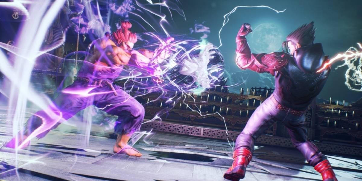 Vean más de 25 minutos de jugabilidad de Tekken 7