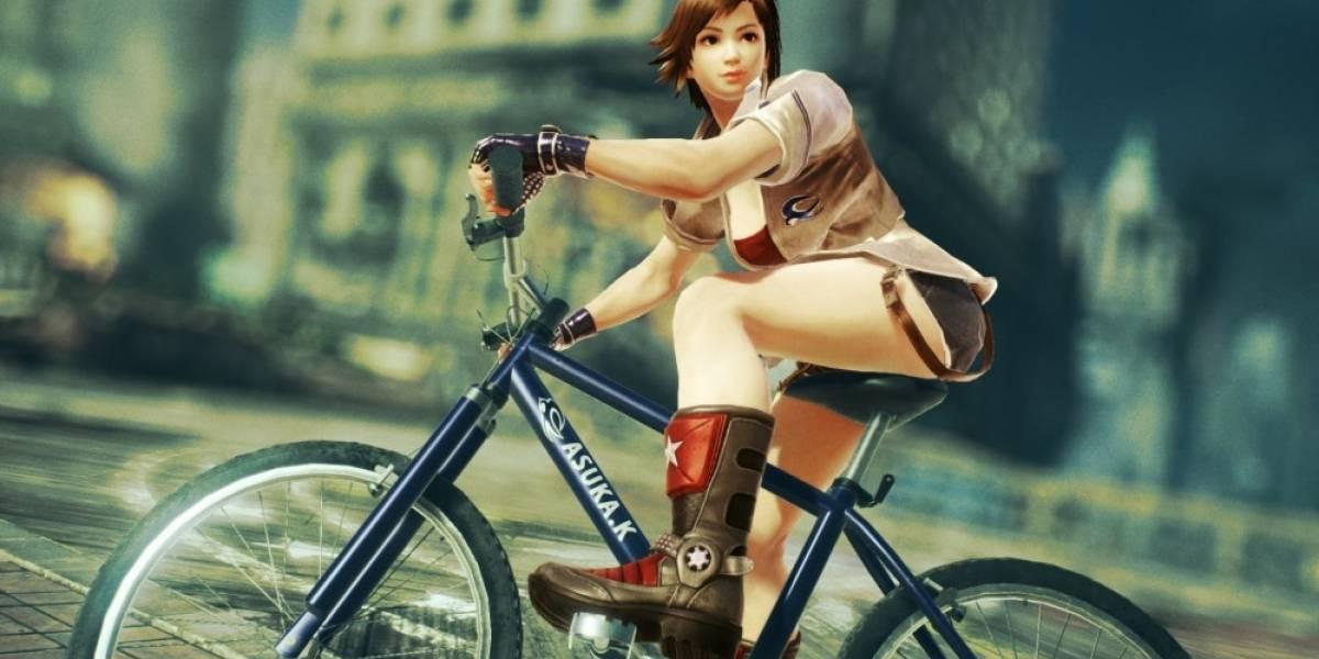Vean el cuarto tráiler con los personajes de Tekken 7