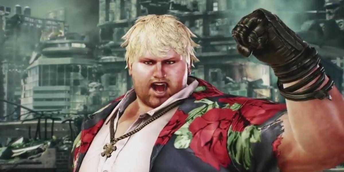 Tekken 7 recibe nuevo tráiler que muestra a parte del elenco