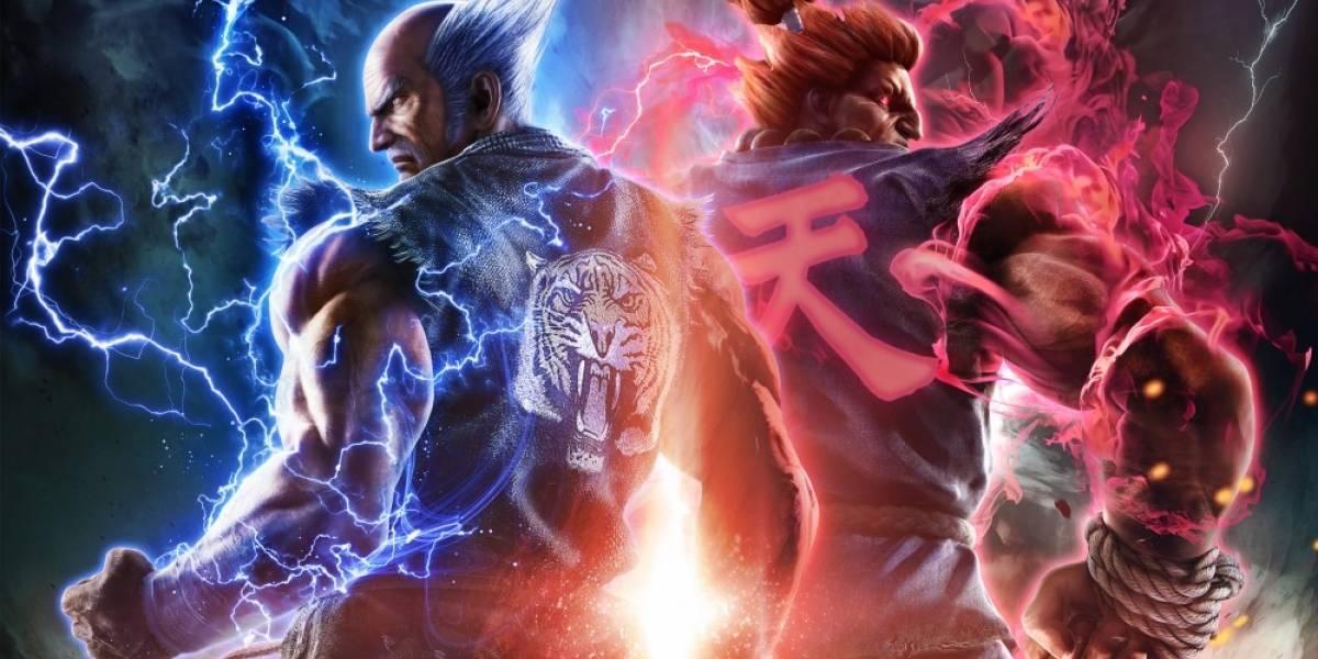 El primer parche de Tekken 7 ya está disponible en PS4