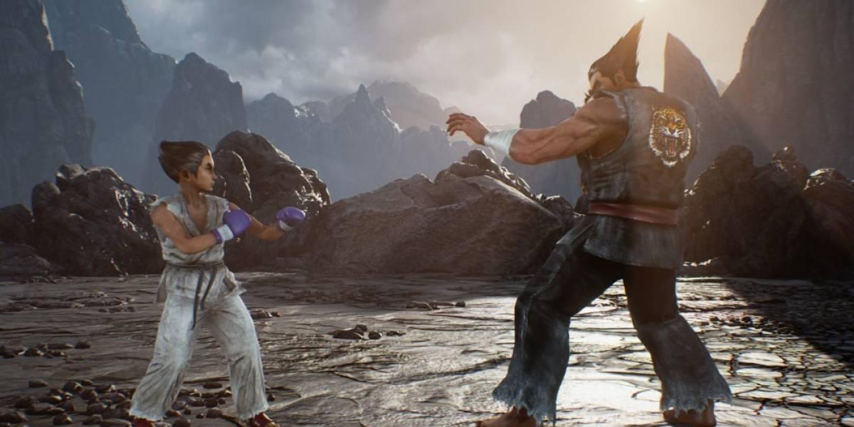 Tekken 7 recibe nuevo tráiler con la historia del clan Mishima