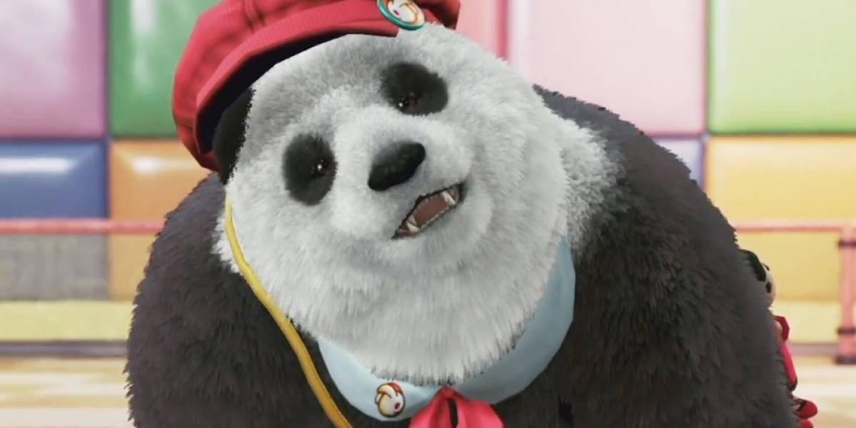 Tekken 7 nos presenta un combate entre Panda y Josie