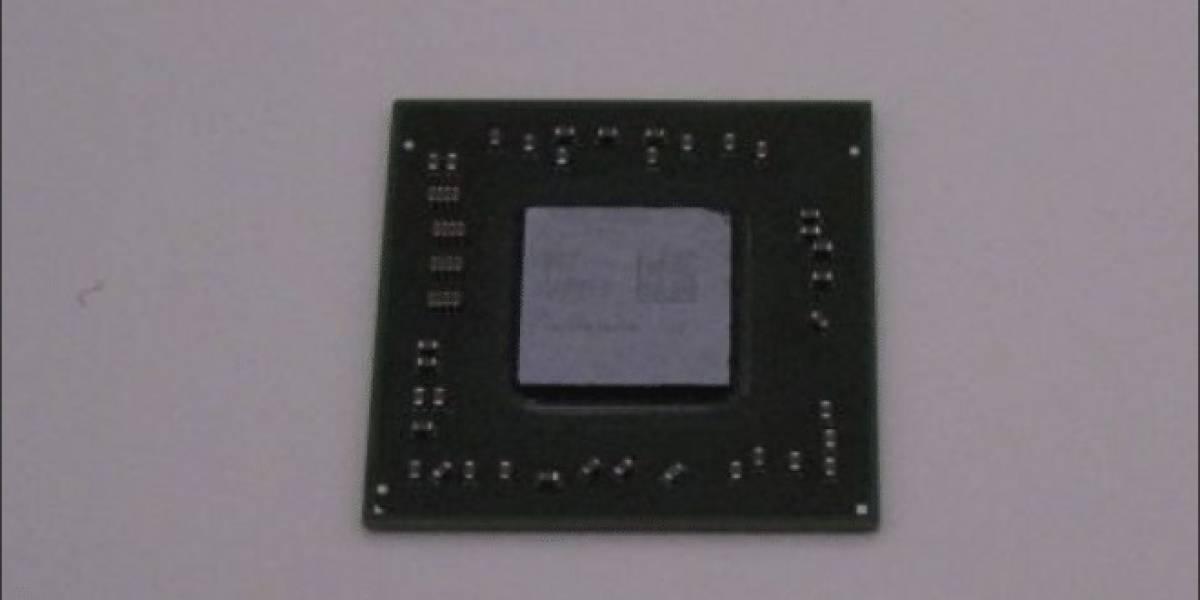 CeBIT 2013: El APU AMD Temash posa para la cámara