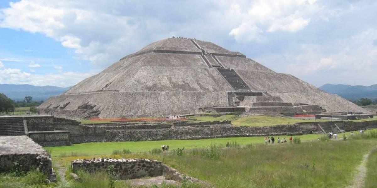Descubren un lago de mercurio líquido bajo Teotihuacán