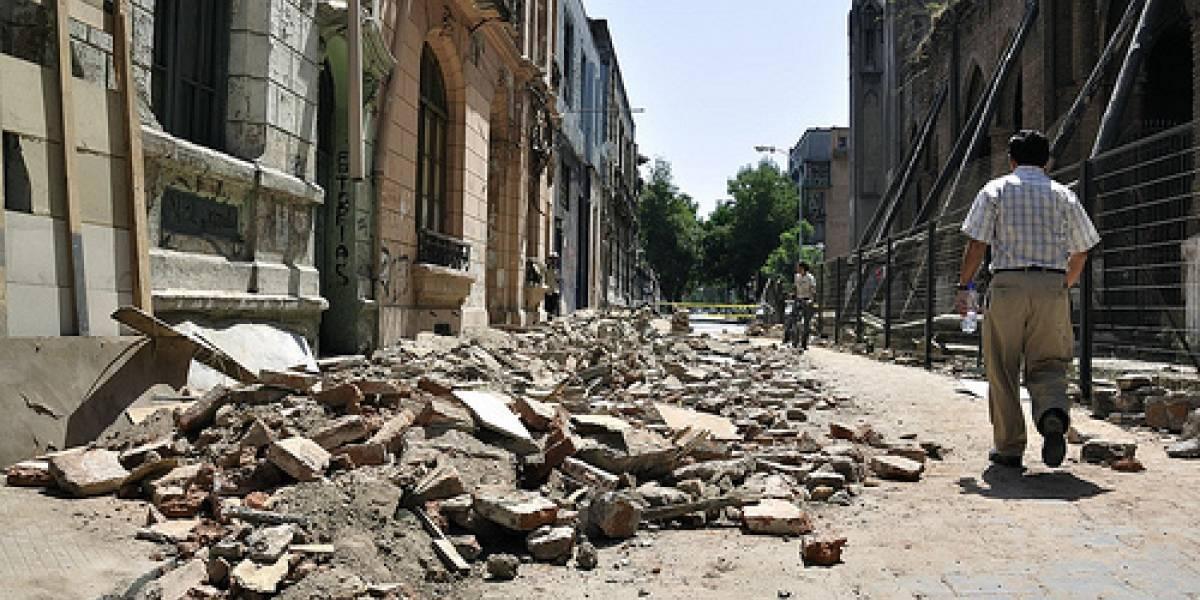 Terremoto Chile: Un resumen con todos lo ocurrido en el sector móvil