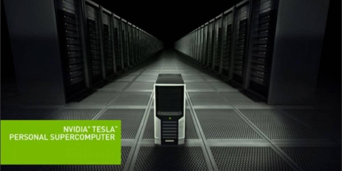 NVIDIA: Tegra y Tesla harán que en el futuro no se requiera de x86