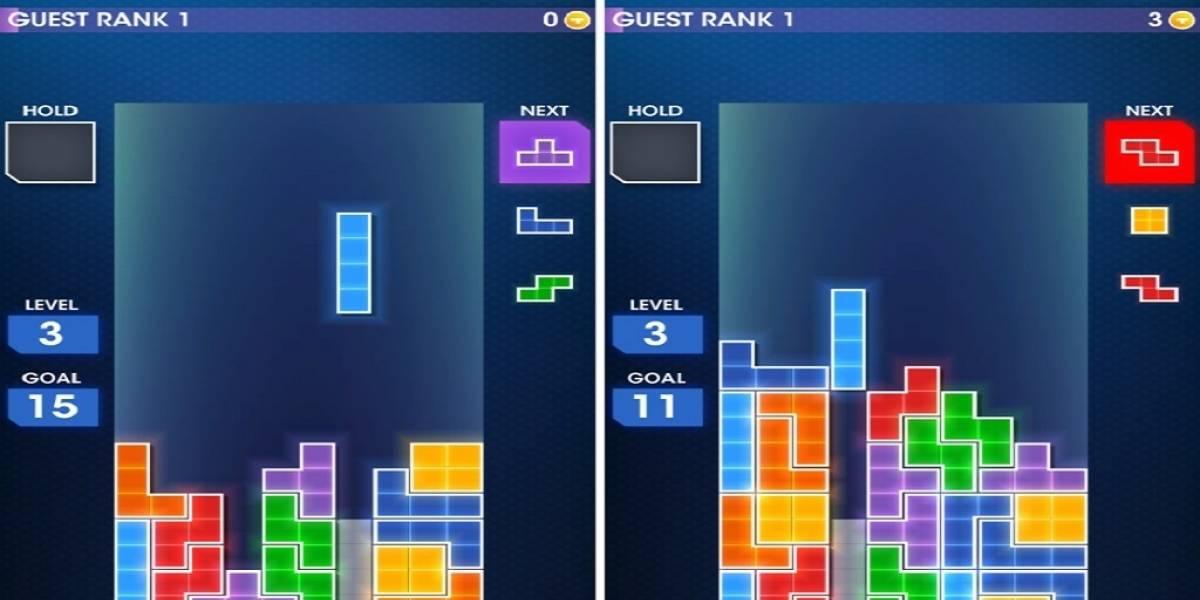 Jugar Tetris podría ayudar a bajar de peso