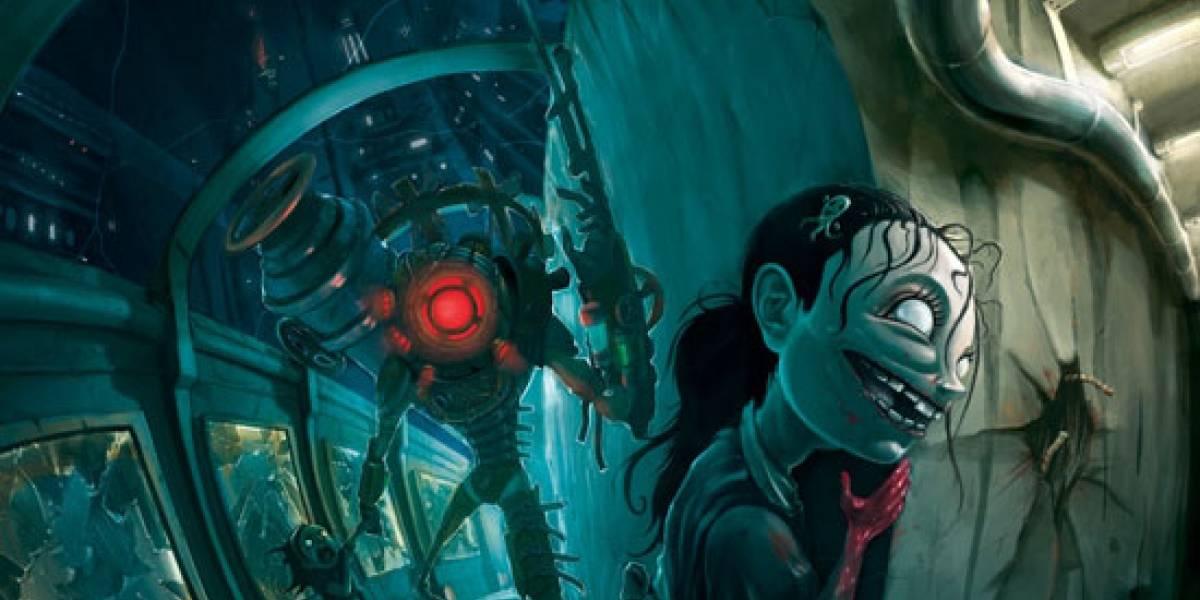 BioShock 2 Artist Series