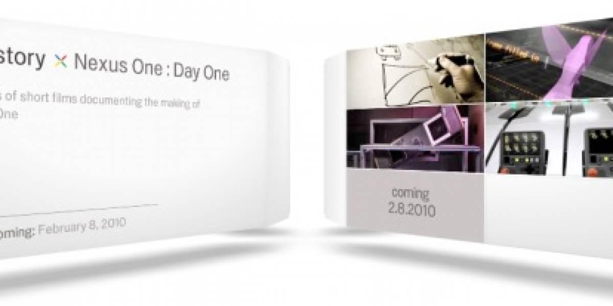 La historia del Nexus One: Episodios 2, 3 y 4