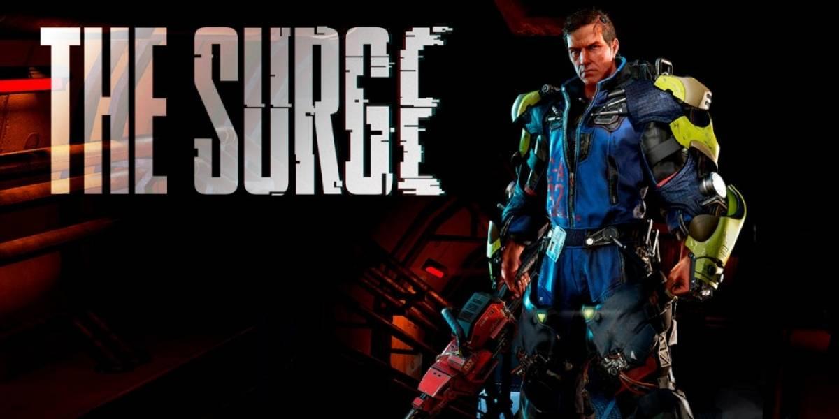 Este es el tráiler de lanzamiento de The Surge