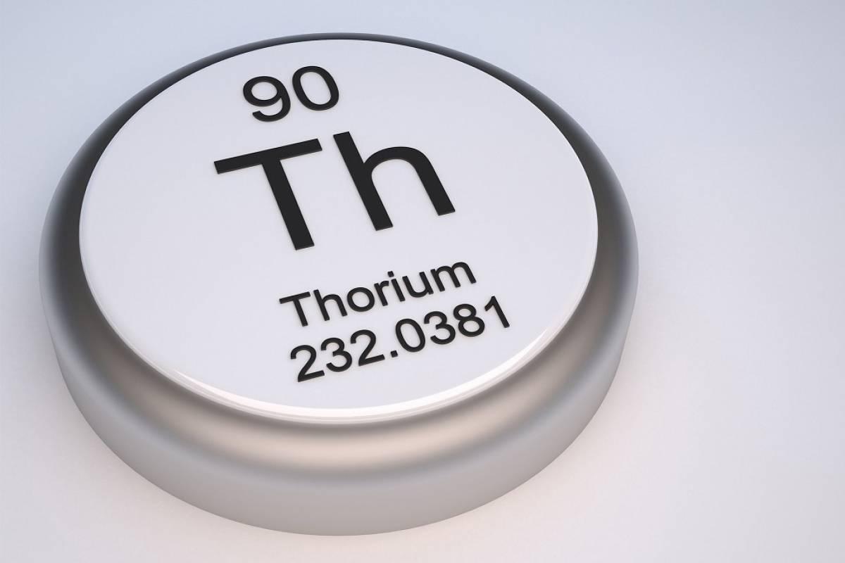 Torio: Fuente de energía nuclear abundante, limpia y segura