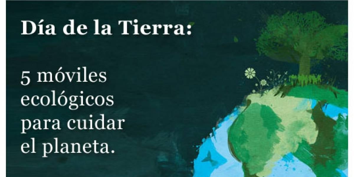 Día de la Tierra: 5 móviles para resguardar el medio ambiente