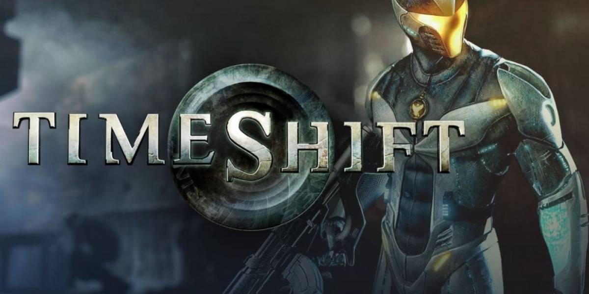 TimeShift y dos juegos más se agregan a los retrocompatibles con Xbox One