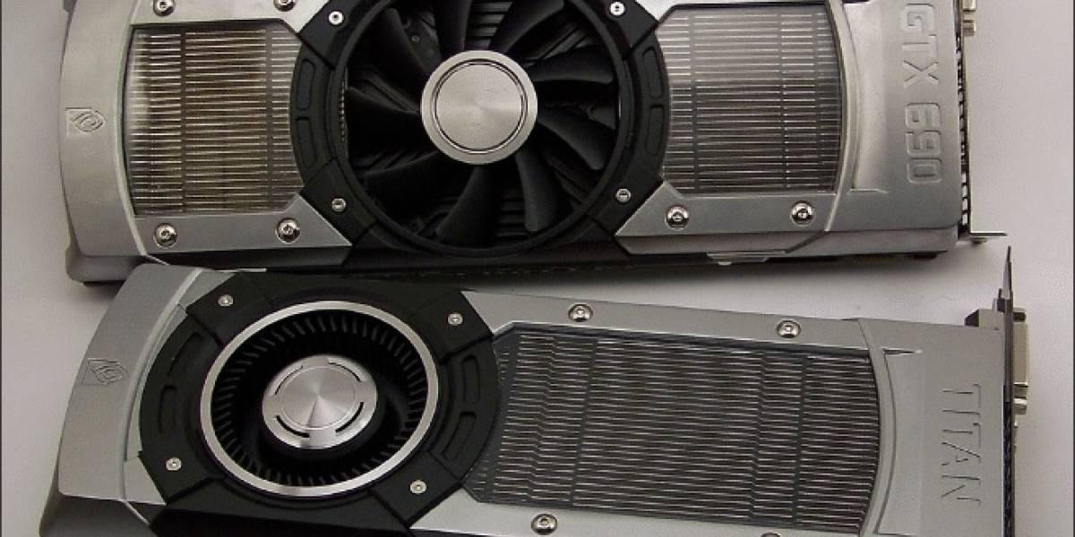 GeForce GTX Titan supera las ventas anuales de la GeForce GTX 690