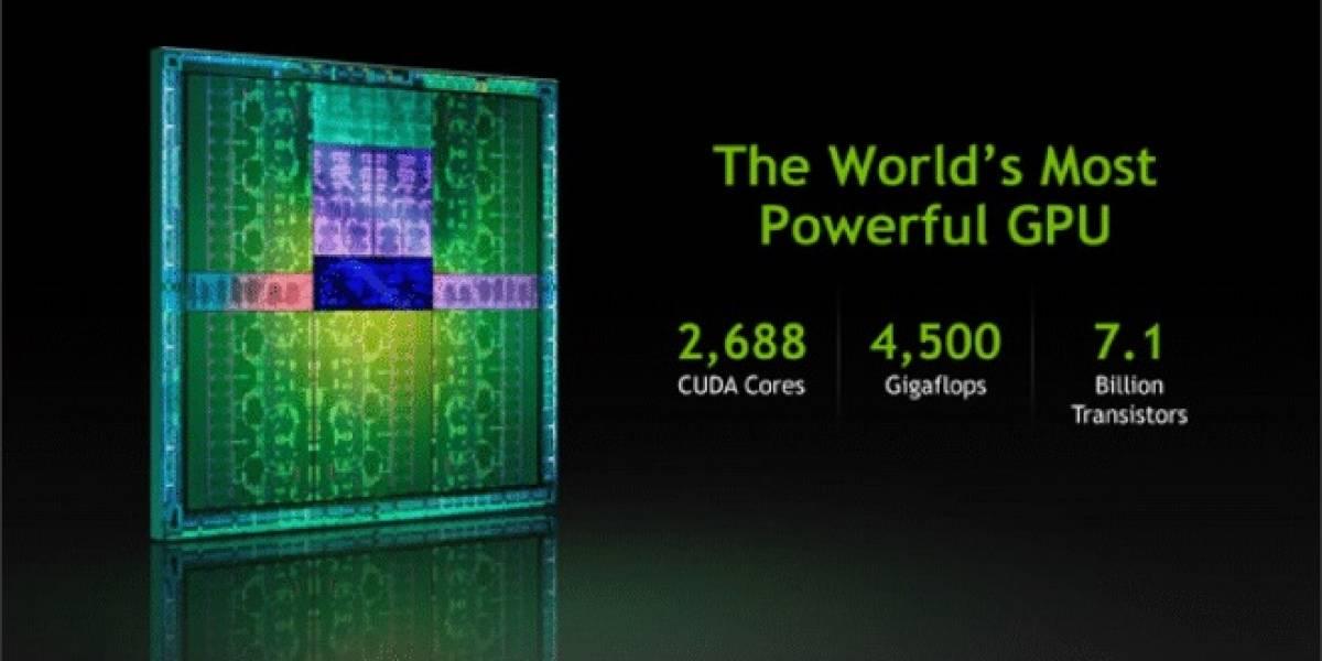 """Mejoras GPGPU de la arquitectura NVIDIA Kepler de segunda generación """"GK11x"""""""
