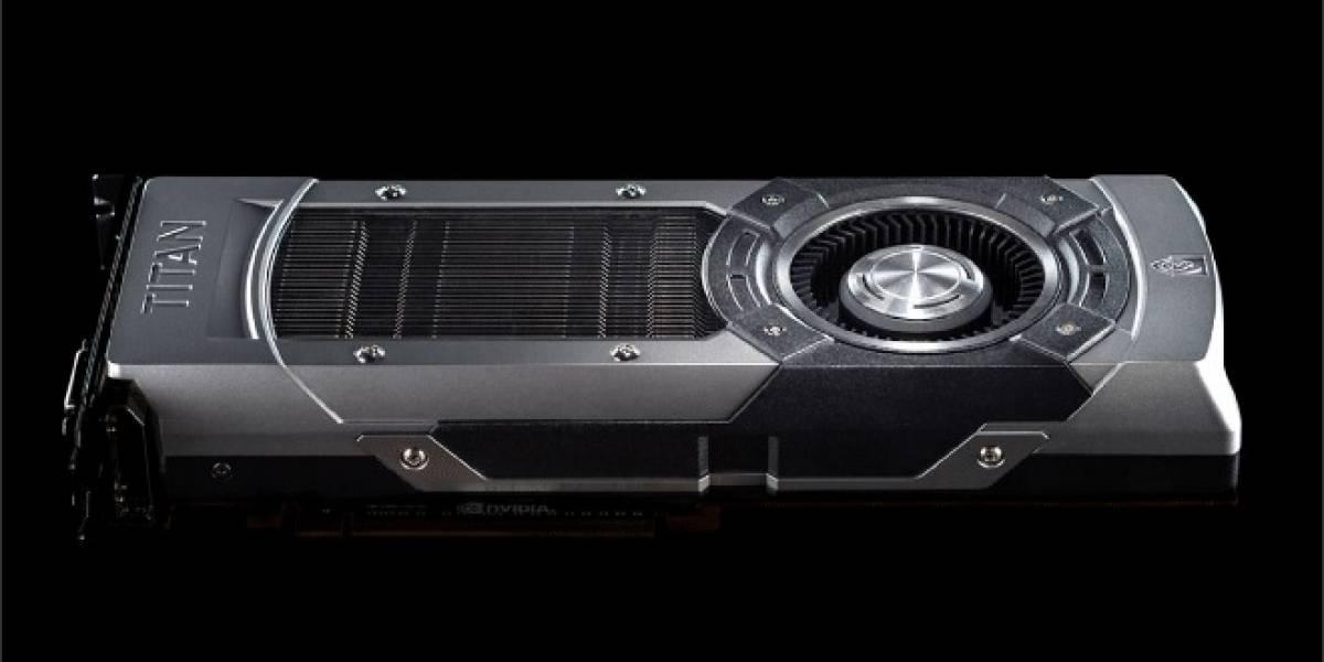 Rumor: NVIDIA también alista un GPU GeForce GTX Titan Ultra