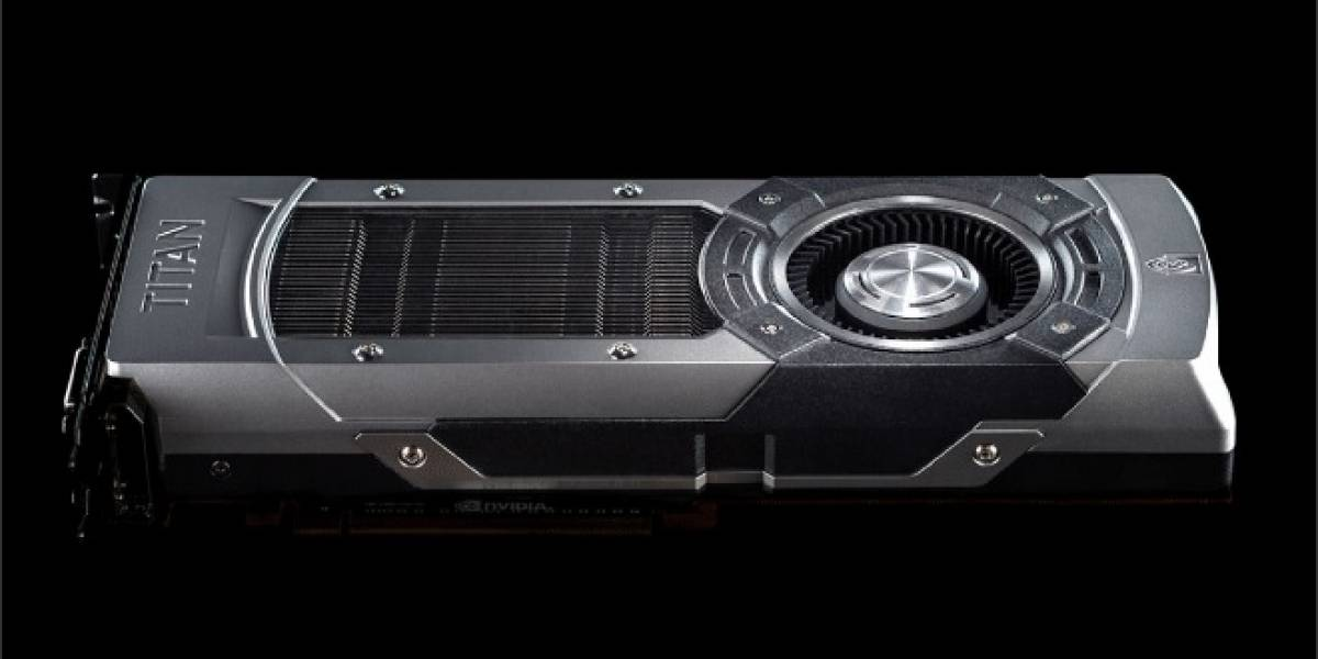 "NVIDIA descontinua su GPU GeForce GTX Titan ""GK110"""