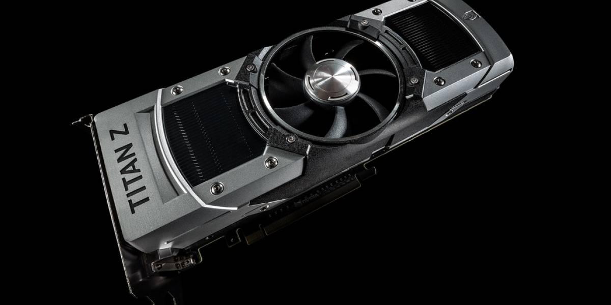 """GeForce GTX Titan Z """"dual-GK110B"""" llega este 8 de mayo a una frecuencia de hasta 1058MHz"""