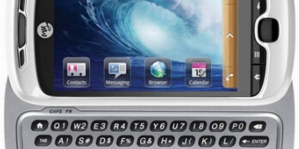 T-Mobile myTouch 3G Slide anunciado oficialmente