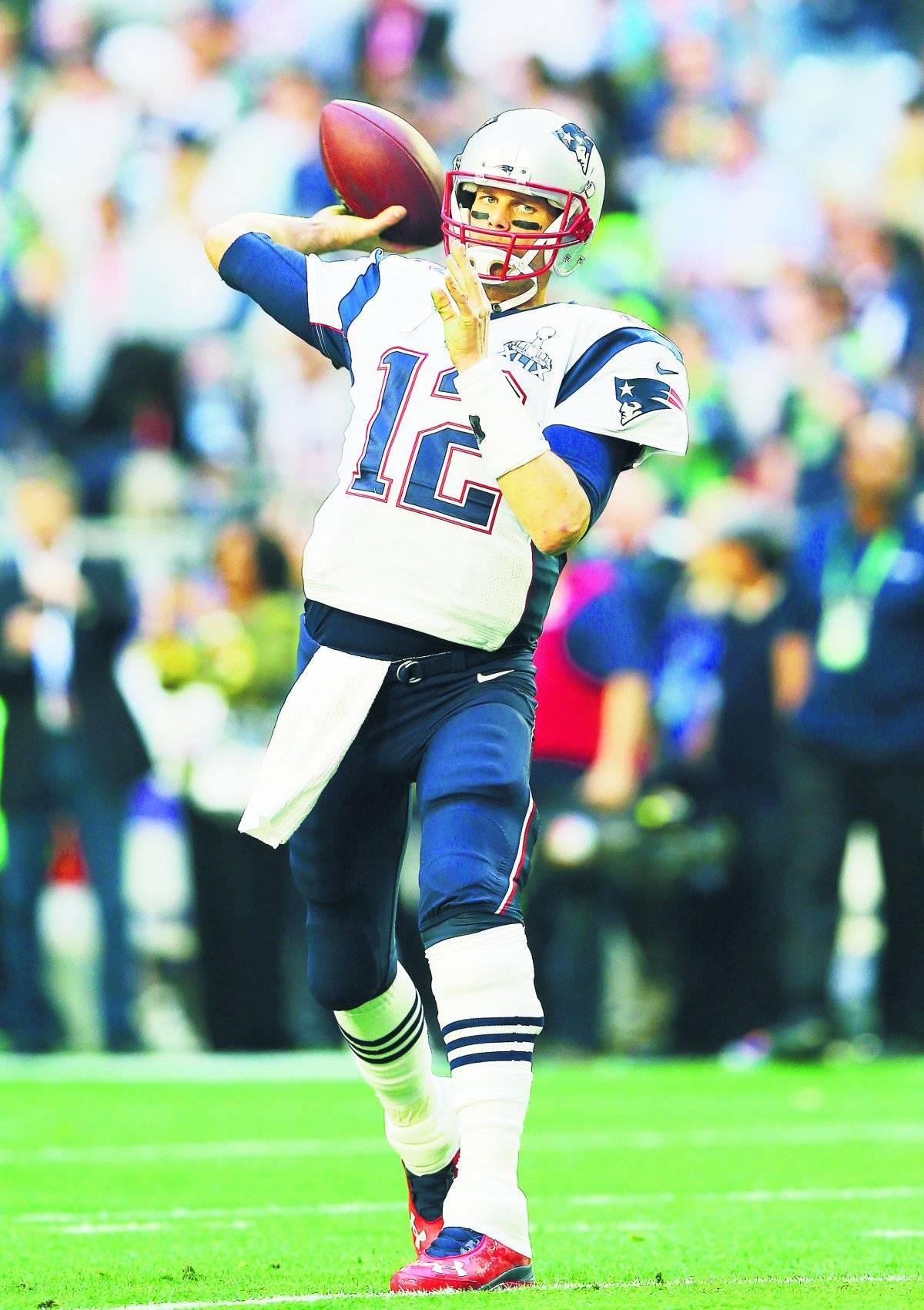 """Tom Brady y los balones desinflados, """"Deflagate"""""""