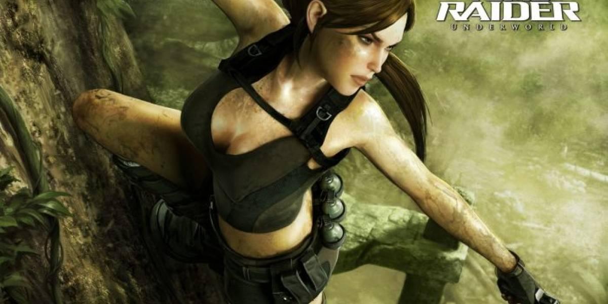 Tomb Raider: Underworld ya es retrocompatible con Xbox One